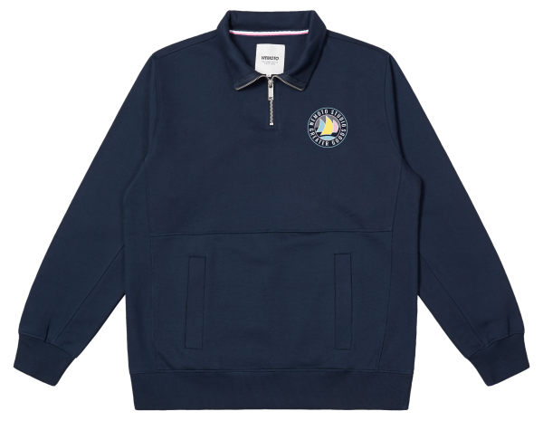 Greater Zip - Organic Cotton Halfzip