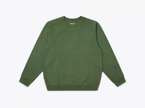 CARTER - DYED CREWNECK