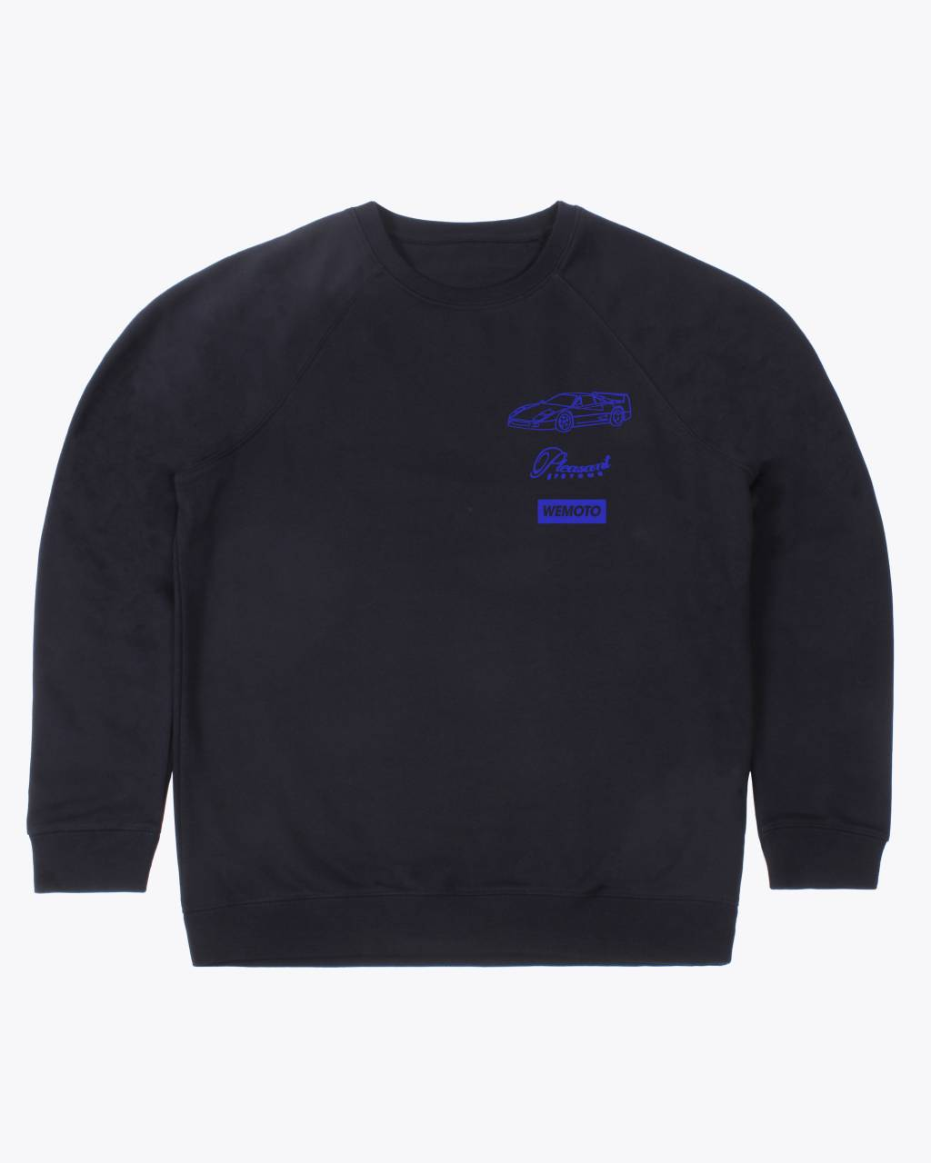 Pleasant Crew - Blended Organic Cotton Sweater