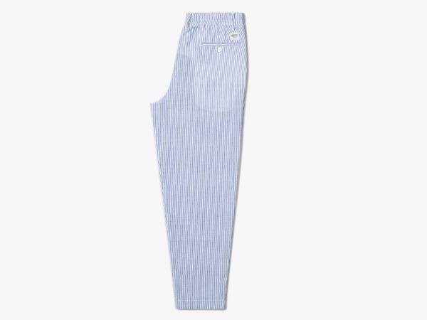 GROVER - SEERSUCKER SUMMER PANT