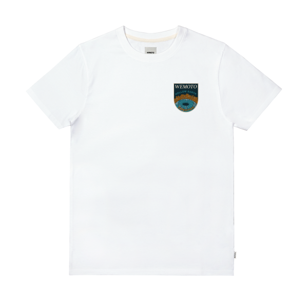 Expedition Tee - Organic Cotton Printed T-Shirt