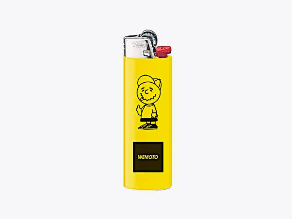 WORKSHOP - BIC LIGHTER