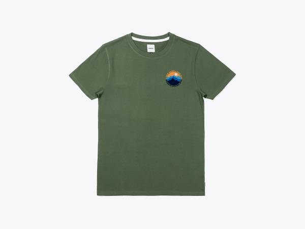 MOUNTAIN TEE - PRINTED T-SHIRT