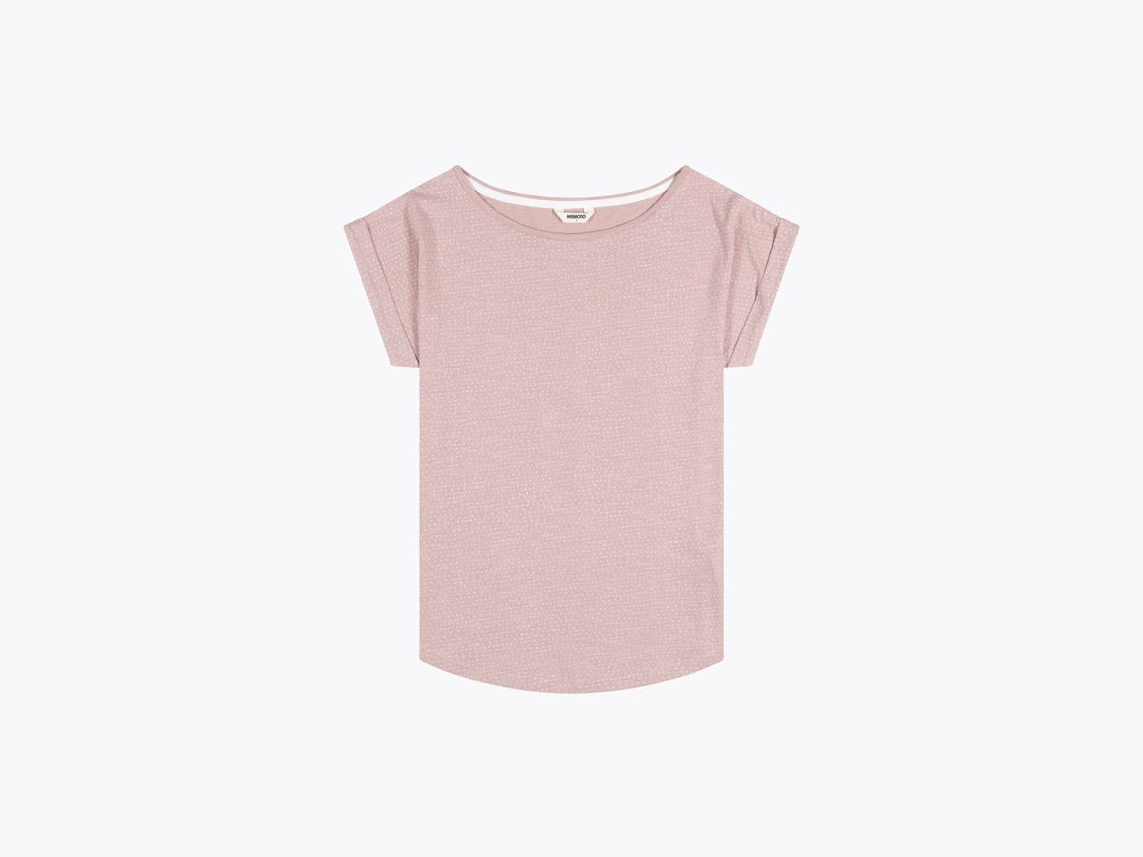 wemoto holly t-shirt lavender