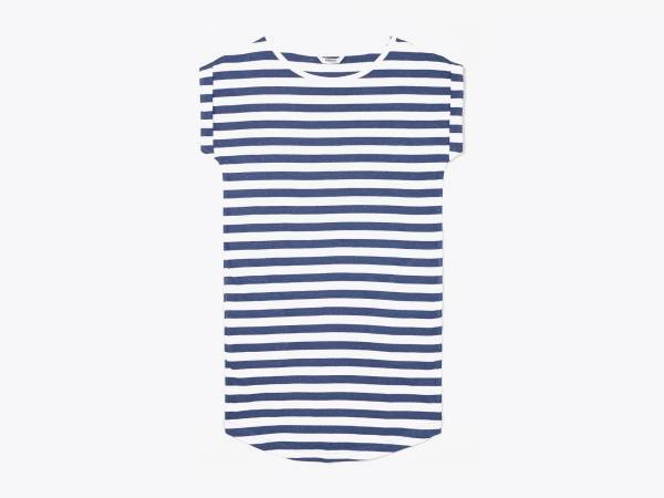 KANO STRIPE - JERSEY DRESS