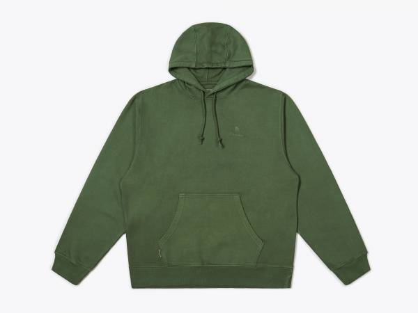 MOORE - DYED HOODED SWEATSHIRT