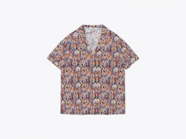 SCOTTS PRINTED - RAYON SHIRT