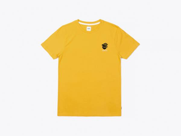 GAVIN TEE - EMBROIDERED T-SHIRT
