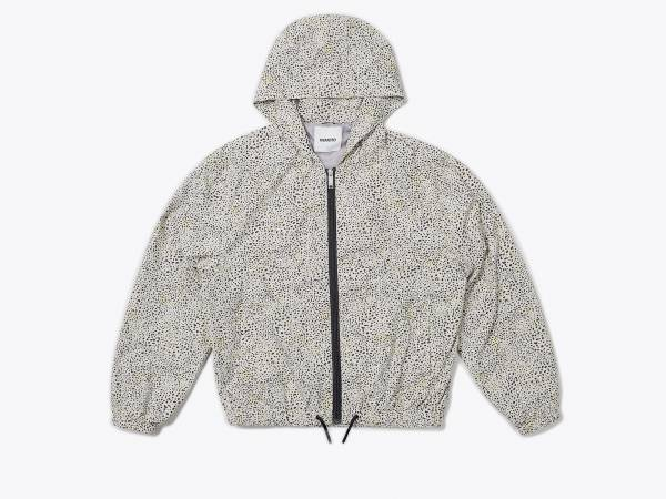ARTY - POPLIN HOODED JACKET