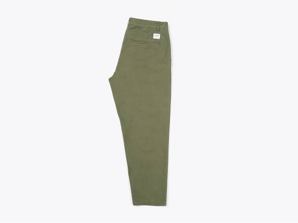 JOEL - COTTON TWILL ANKLE CHINO PANT