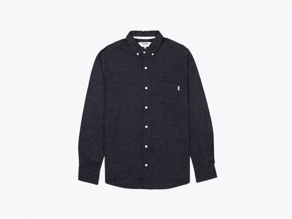 SHAW NEP - JERSEY BUTTON DOWN SHIRT