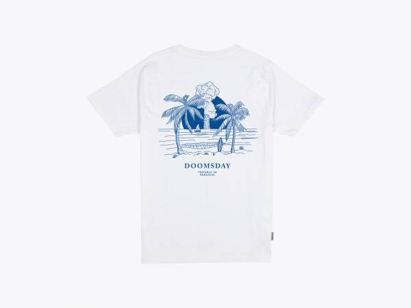 DOOMSDAY - PRINTED JERSEY T-SHIRT