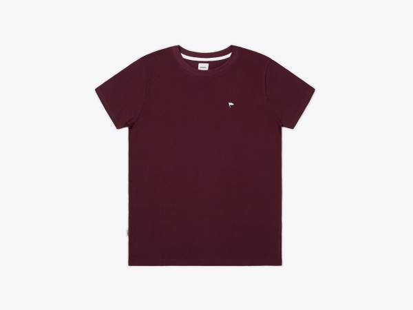 ARTHUR - PIQUÉ EMBROIDERED T-SHIRT