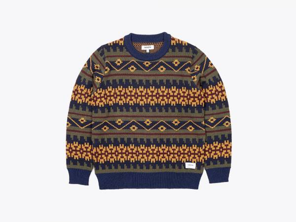 COLEMAN - KNIT CREWNECK PULLOVER