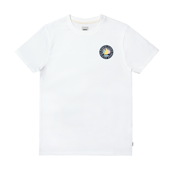 Greater Tee - Organic Cotton Printed T-Shirt