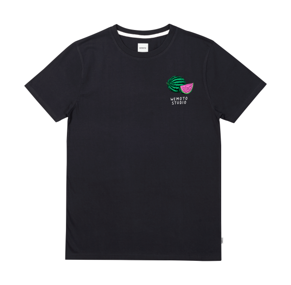 Melon Tee - Organic Cotton Printed T-Shirt