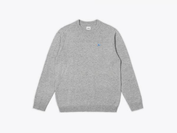 NORMAN - KNIT CREWNECK PULLOVER
