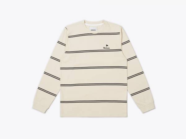 SMITH STRIPE - LS-SHIRT