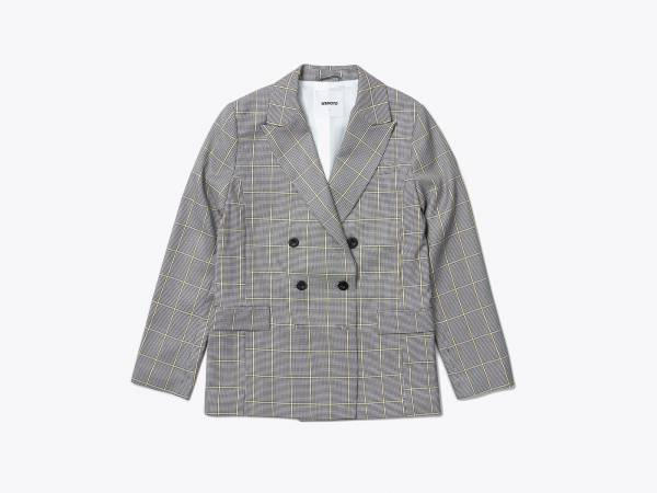 HOUR - DOUBLE BREASTED BLAZER