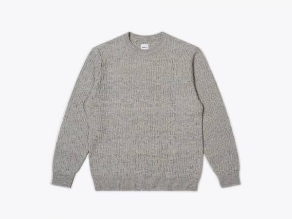DAIRE - KNIT CREWNECK PULLOVER