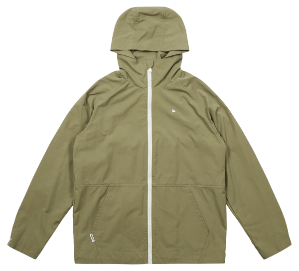 Perth - Blended Cotton Hooded Jacket