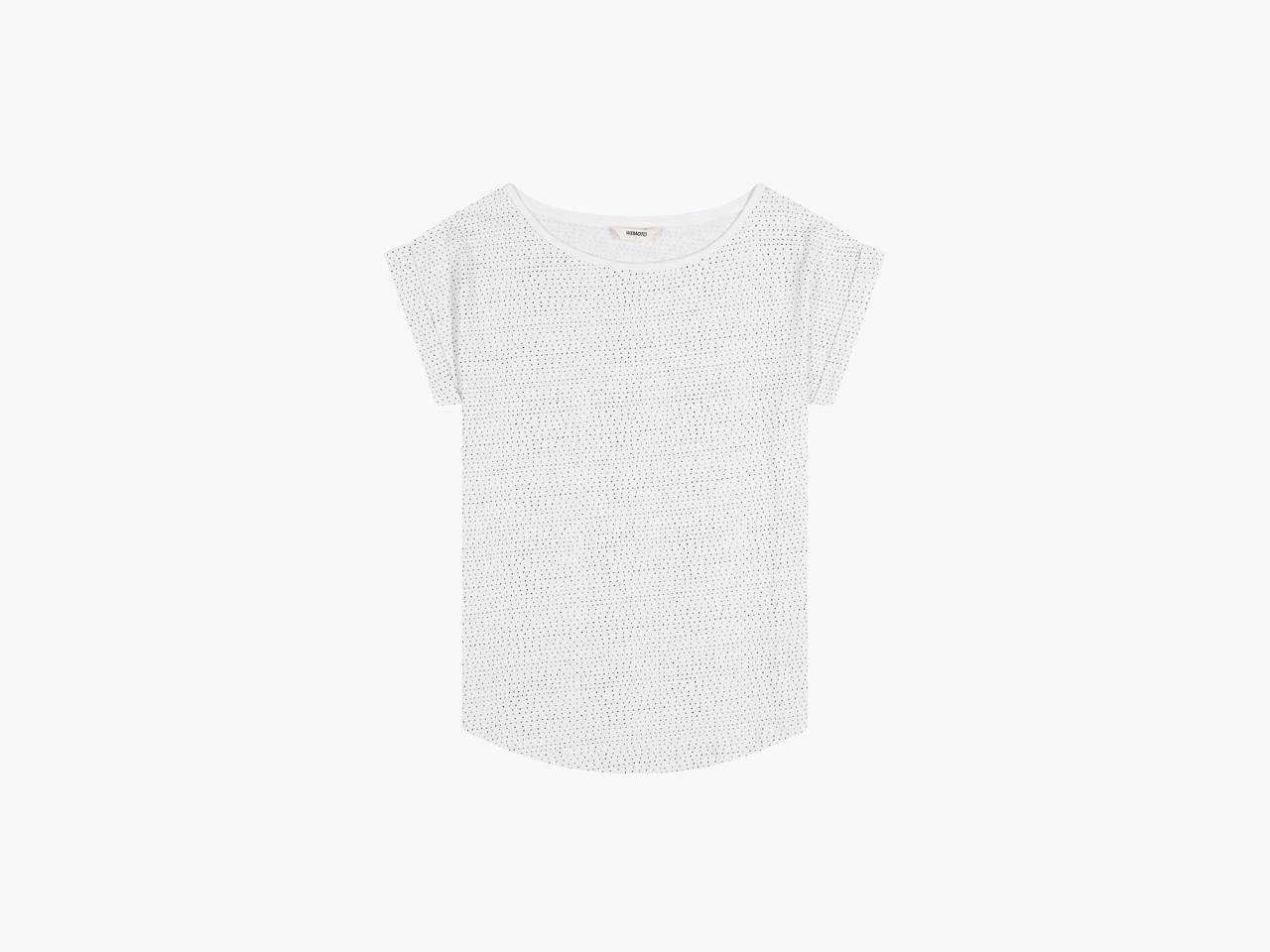 wemoto holly t-shirt white