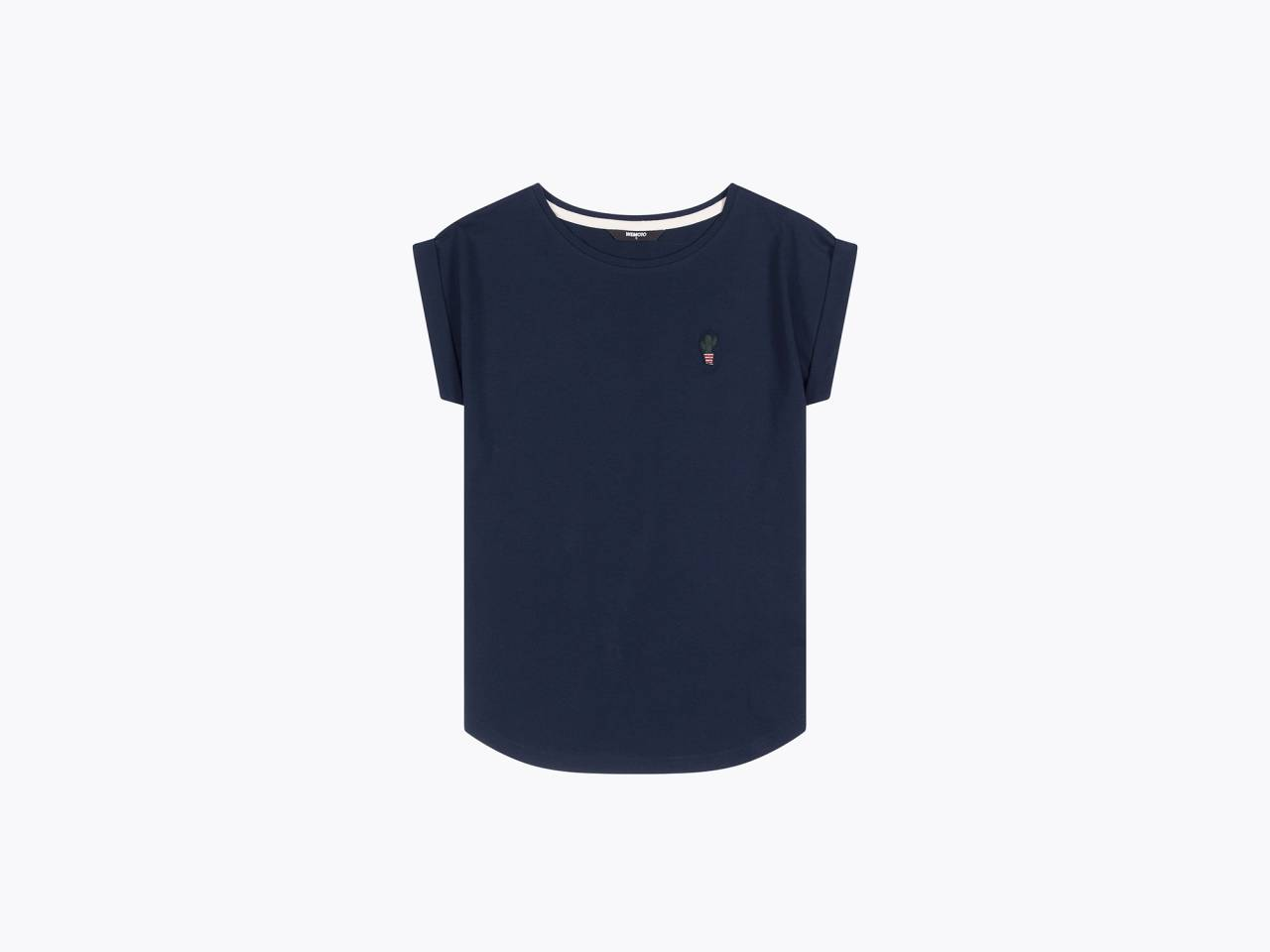 wemoto idle t-shirt navy blue